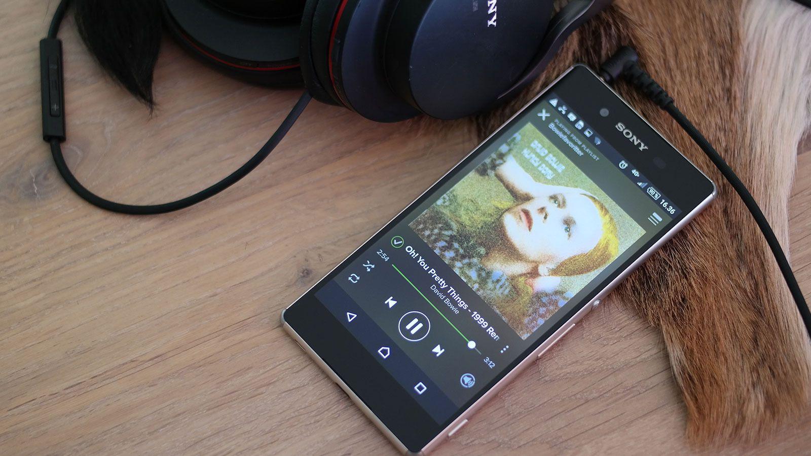 Sonys nye Xperia Z3+ kjører også Snapdragon 810 V2.1 og er en av markedets raskeste telefoner. Foto: Espen Irwing Swang, Tek.no