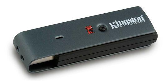 Krypterte minnepinner fra Kingston