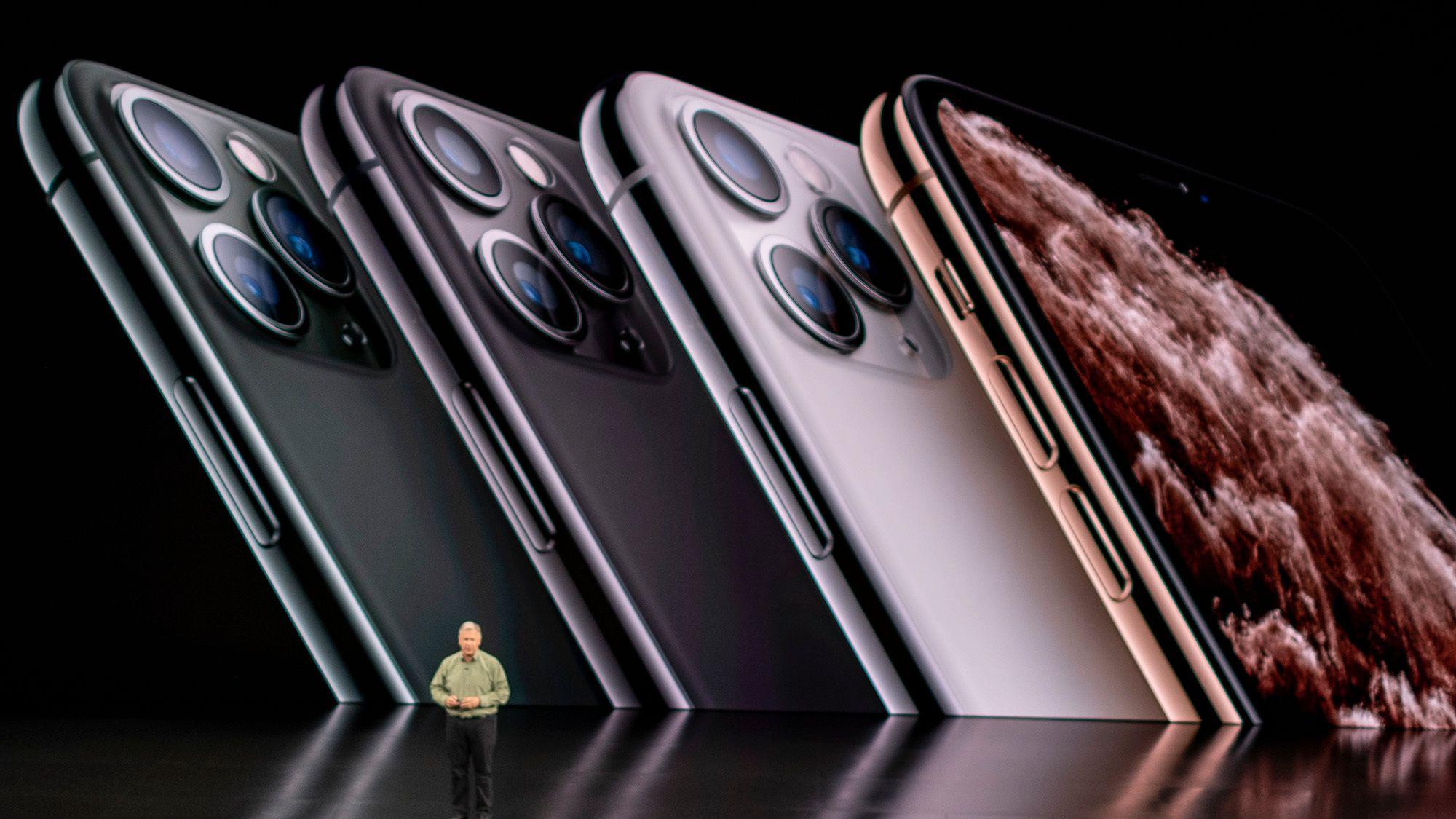 Her er nye iPhone 11 Pro og iPhone 11 Pro Max