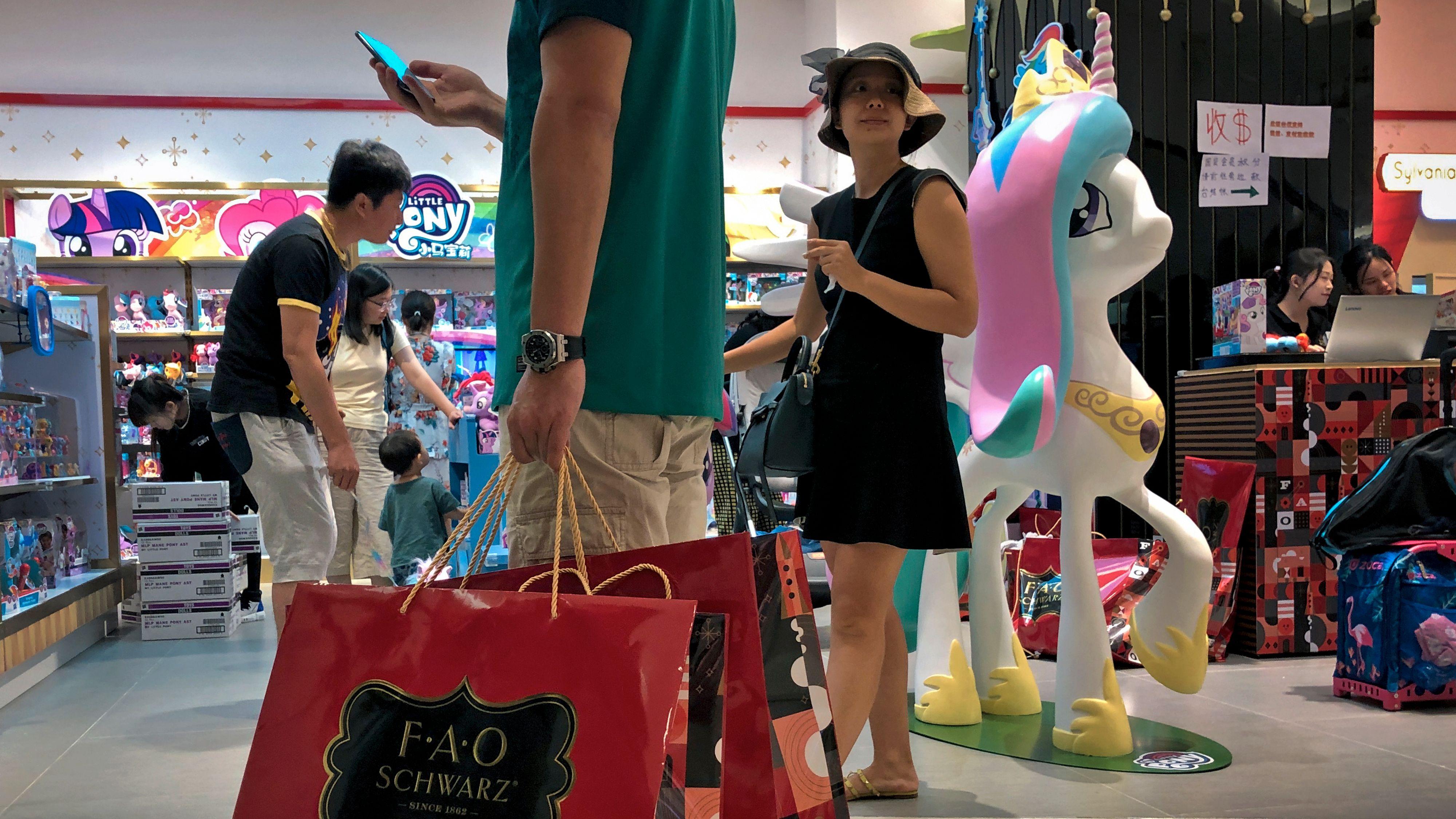 Kina åpner opp for «ansiktsbetaling»