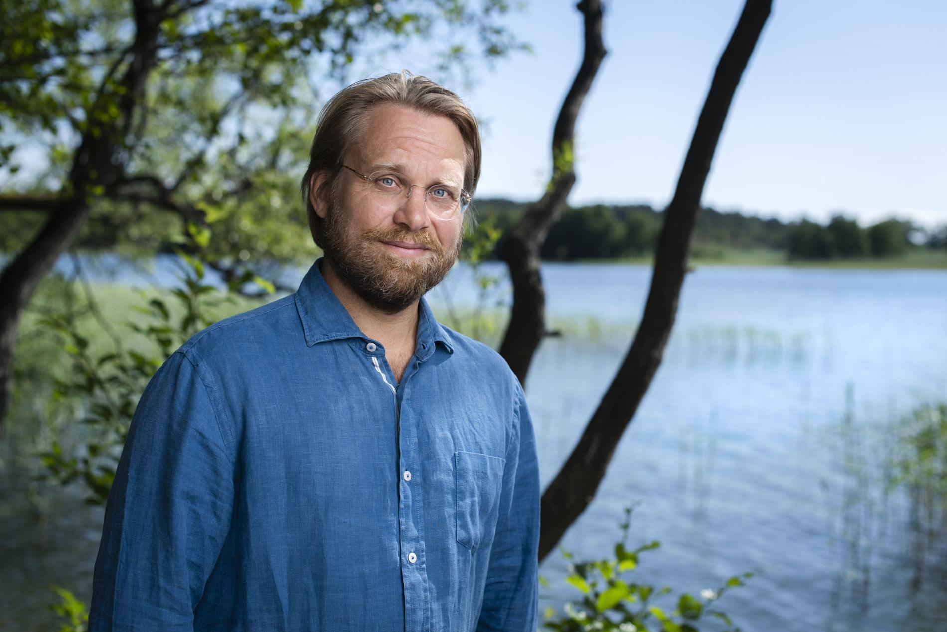 Erik Hemingsson, forskare vid Gymnastik- och idrottshögskolan samt författare till Slutbantat, Bonnier Fakta