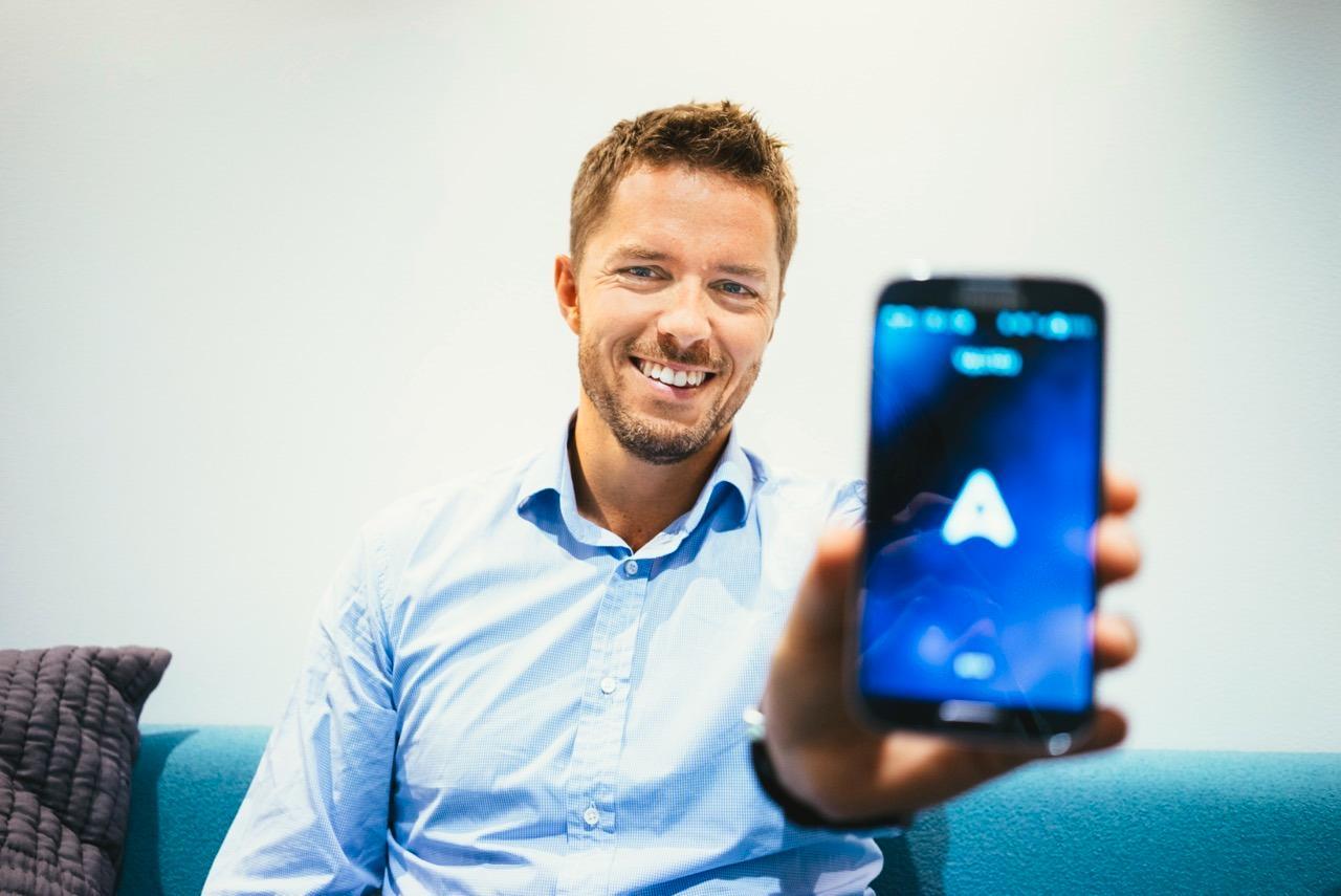 Tor Jacobsen i Valyou er positiv til lanseringen av Apple Pay.