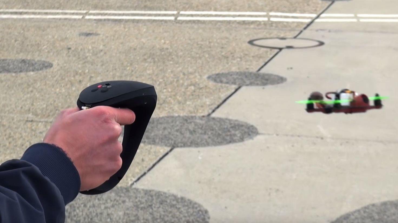 Denne dronen krever ingen øvelse å bruke