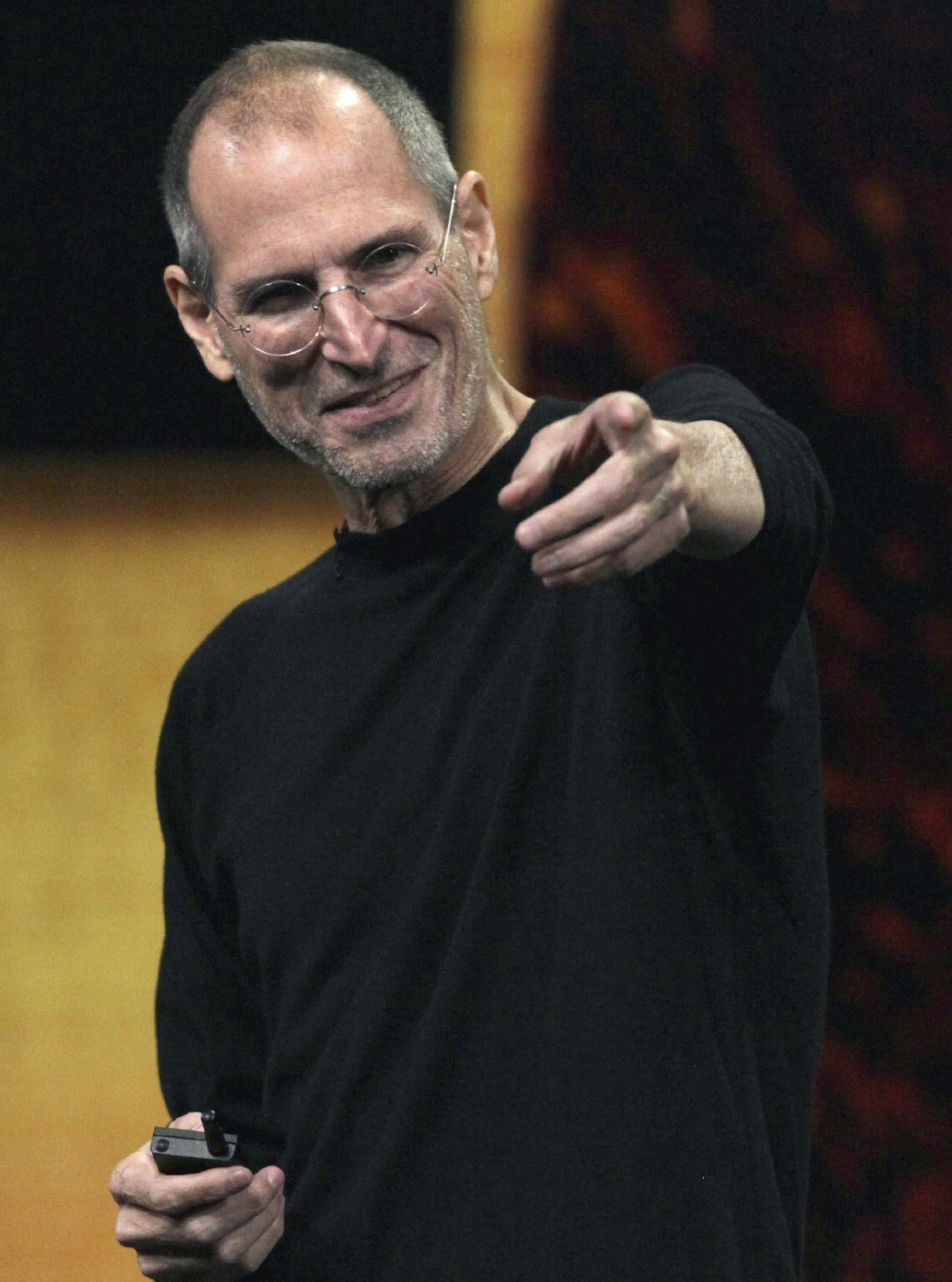 Steve Jobs hadde geniale ideer – og han kjente markedet sitt ekstremt godt. Foto: iStock
