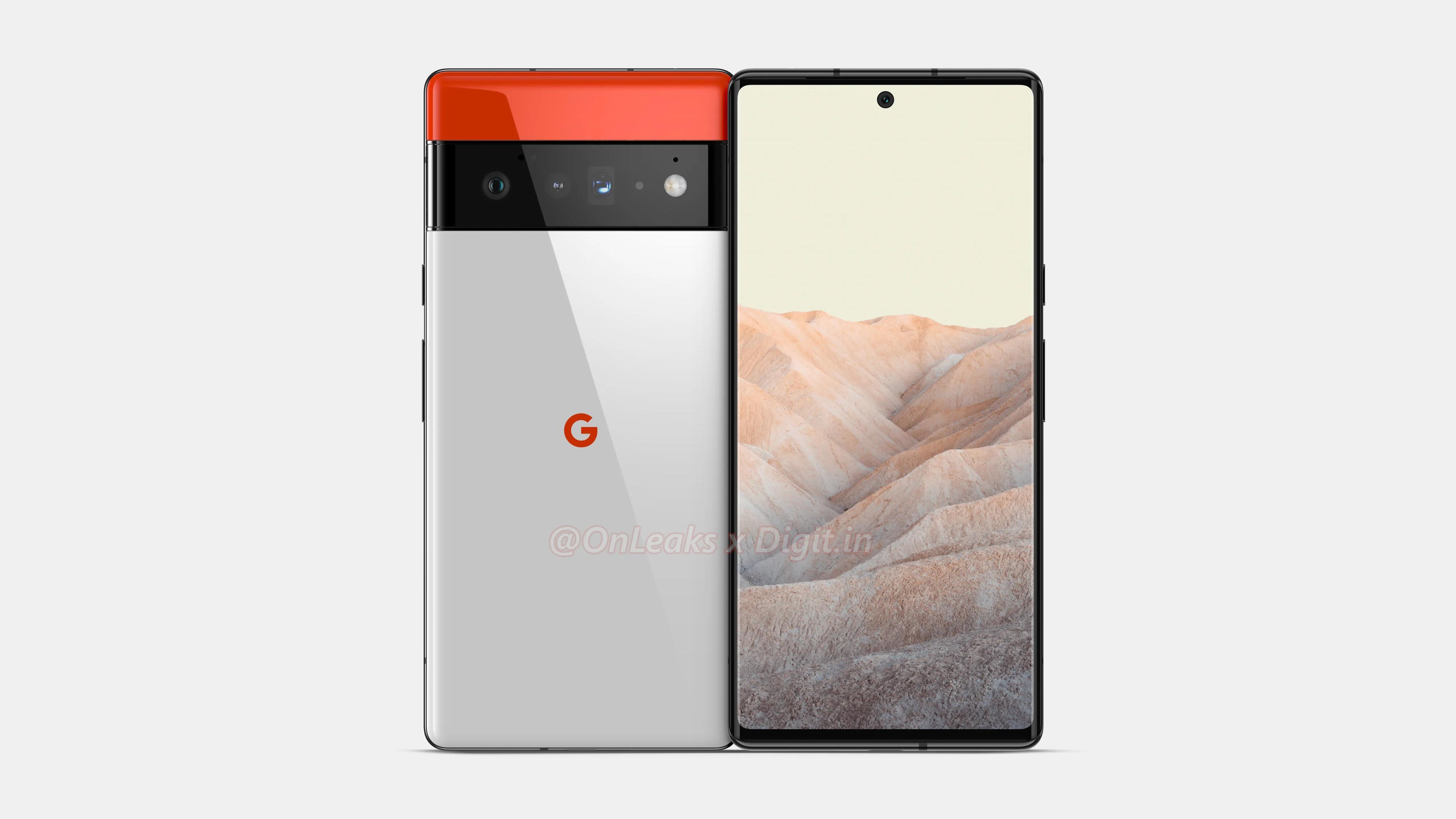 Dette kan være Googles neste telefon