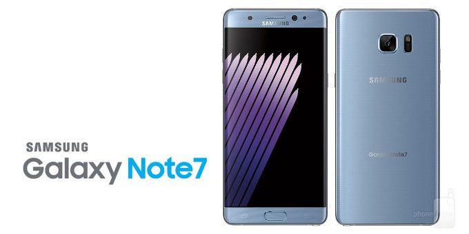 Galaxy Note 7 skal ha de samme avrundede hjørnene som Galaxy S7 Edge.