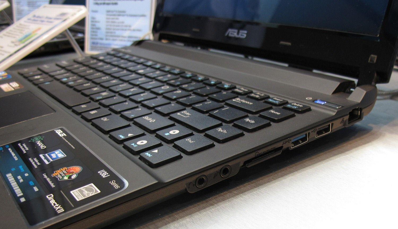 Asus U36 kommer snart i en ny utgave med Intels nye Sandy Bridge-prosessor.