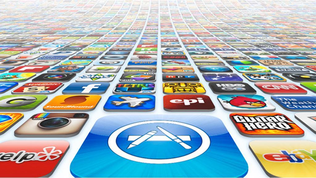 Apple: 40 milliarder apper lastet ned