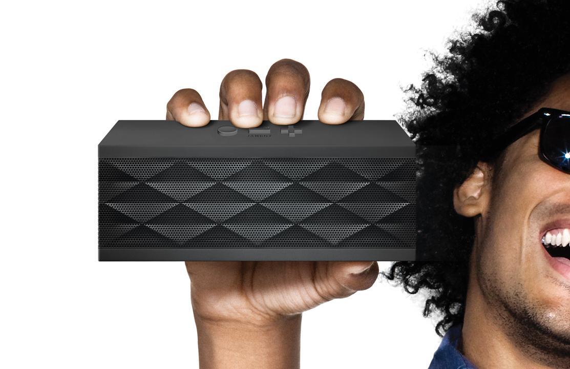 Jawbone Jambox er mye lyd i liten pakke.