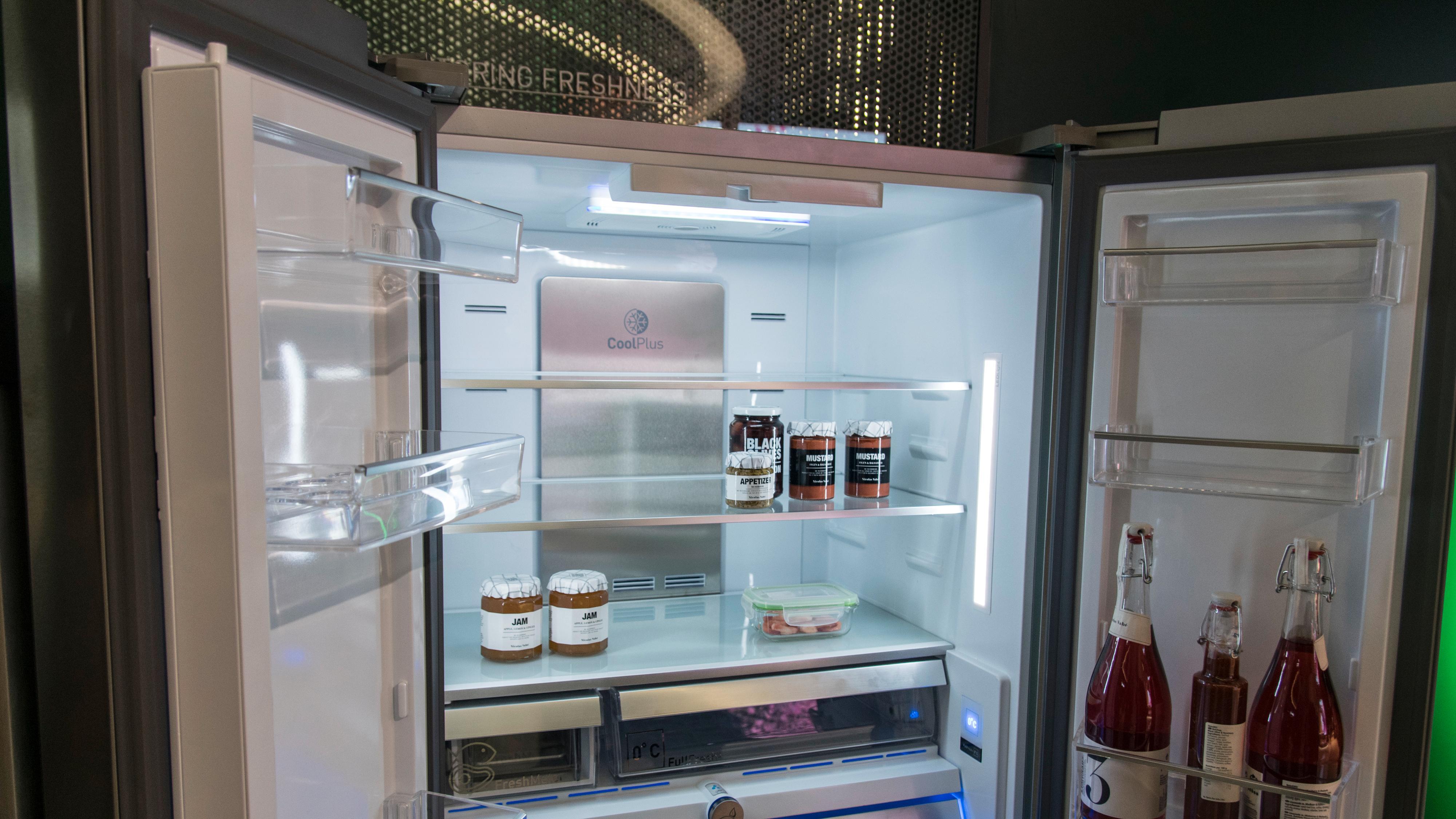 Nytt kjøleskap «lukter» om maten er spiselig eller bør kastes