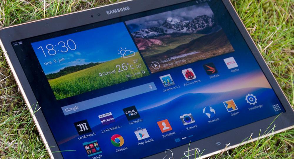 Samsung jobber med en skikkelig «iPad-killer»