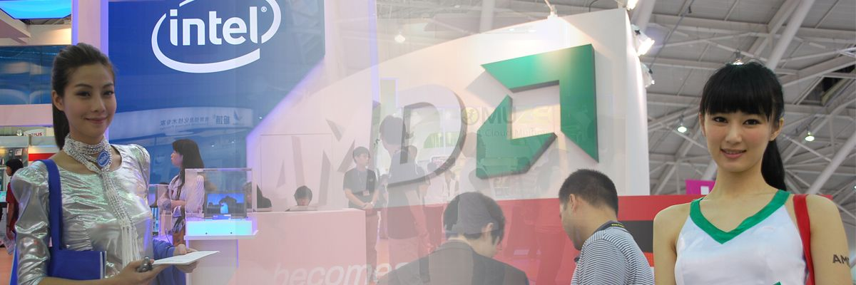 AMD erter Intel