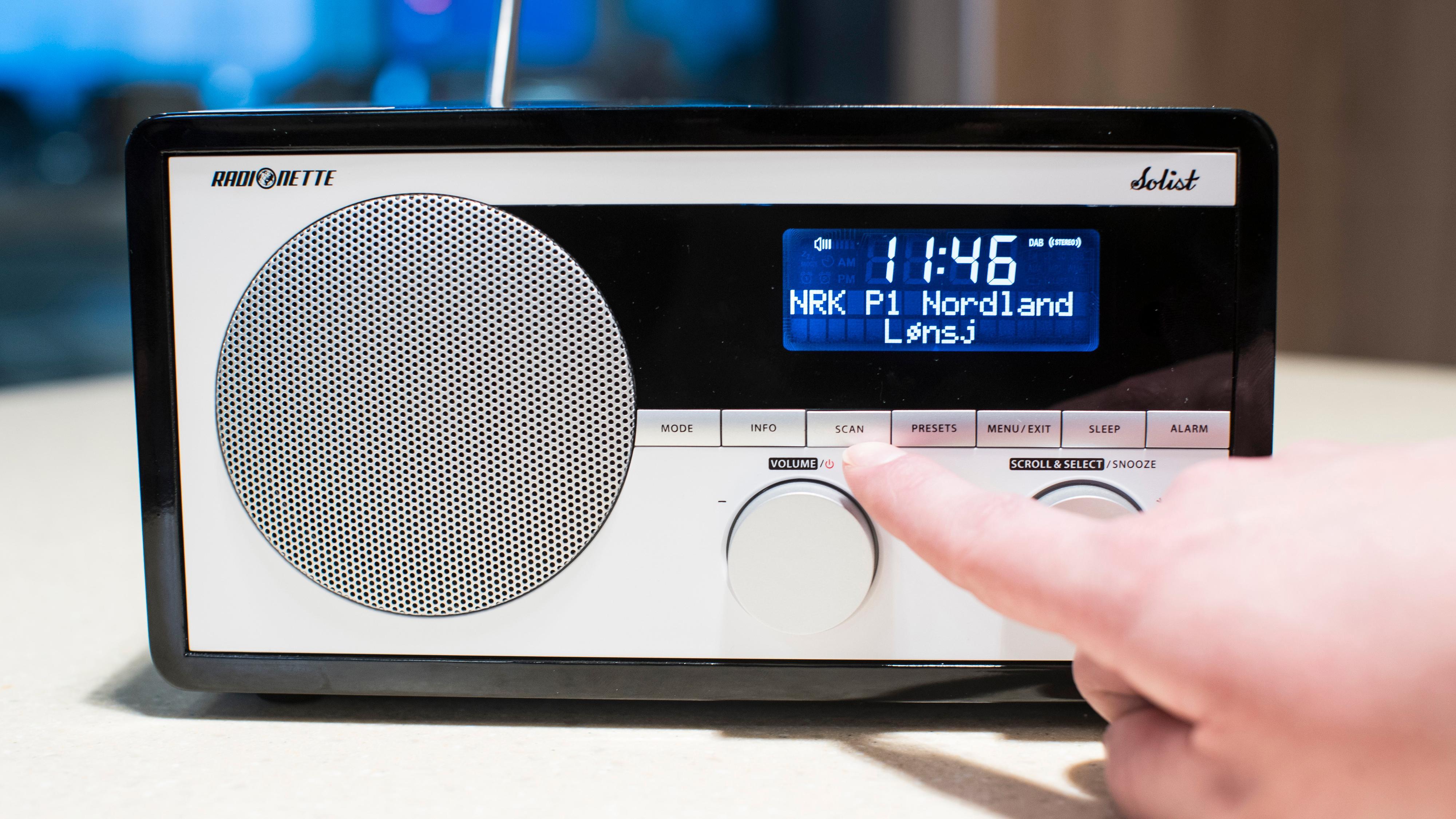 Senterpartiet vil skru på FM-nettet igjen