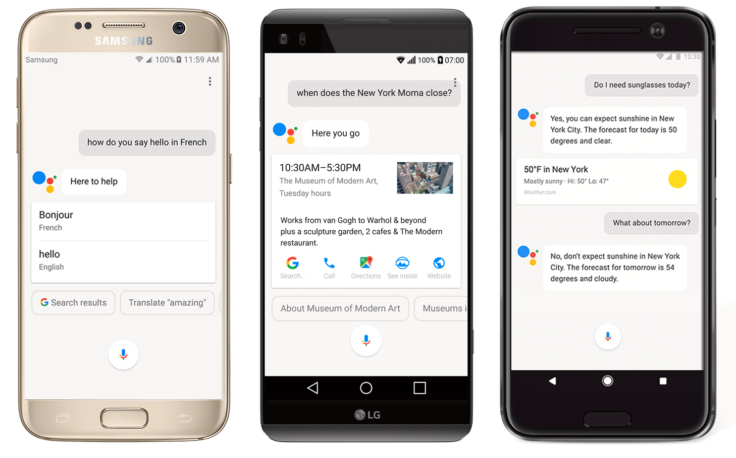 De fleste kjenner til Google Assistant fra visse Android-modeller.