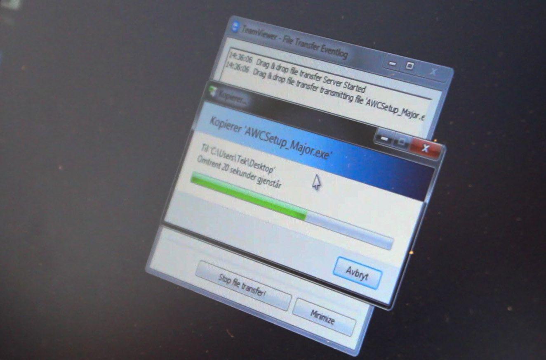 Her fikser de PC en din Tek.no