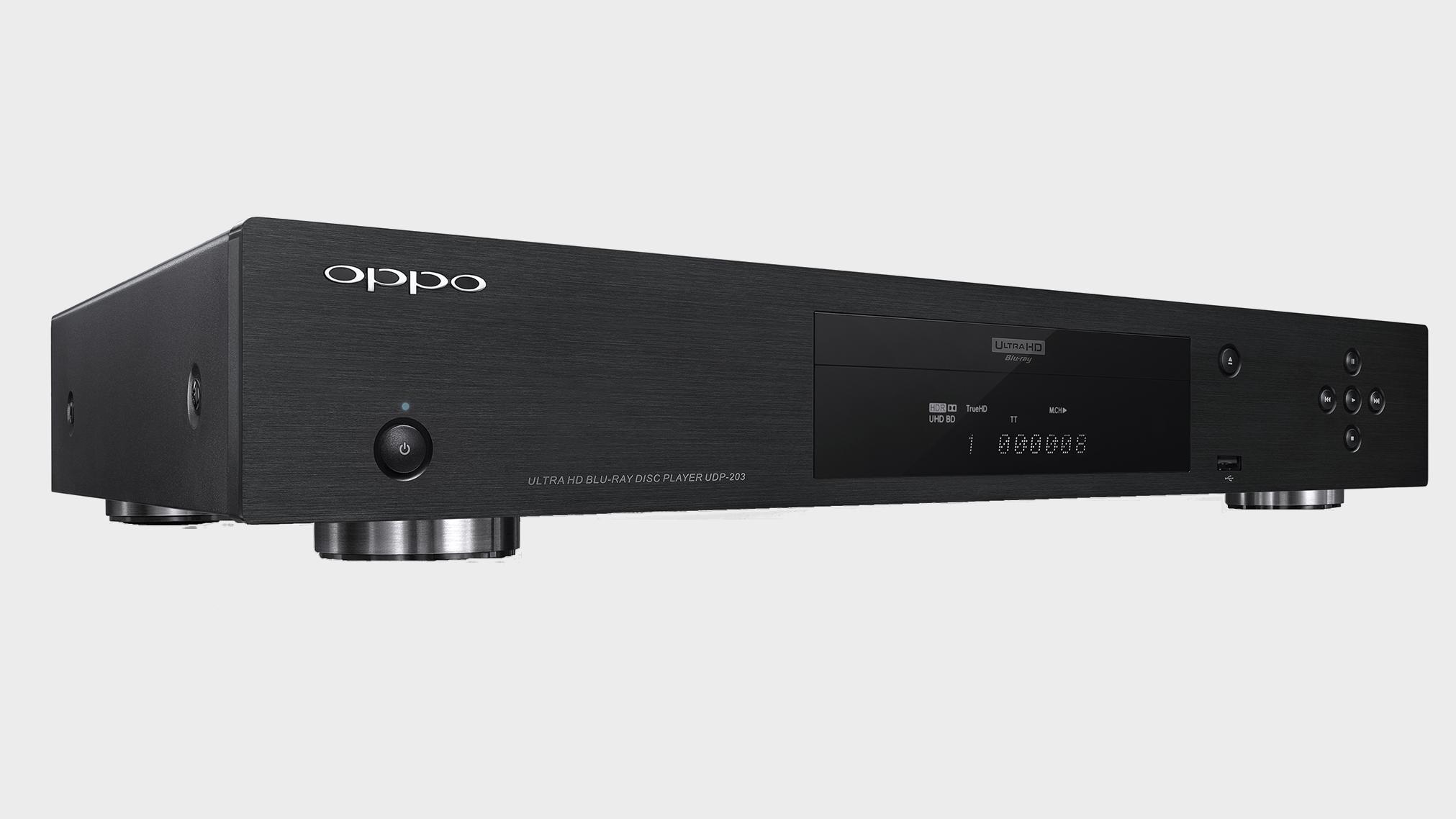 Dette er den første 4K-Blu-ray-spilleren som støtter Dolby Vision