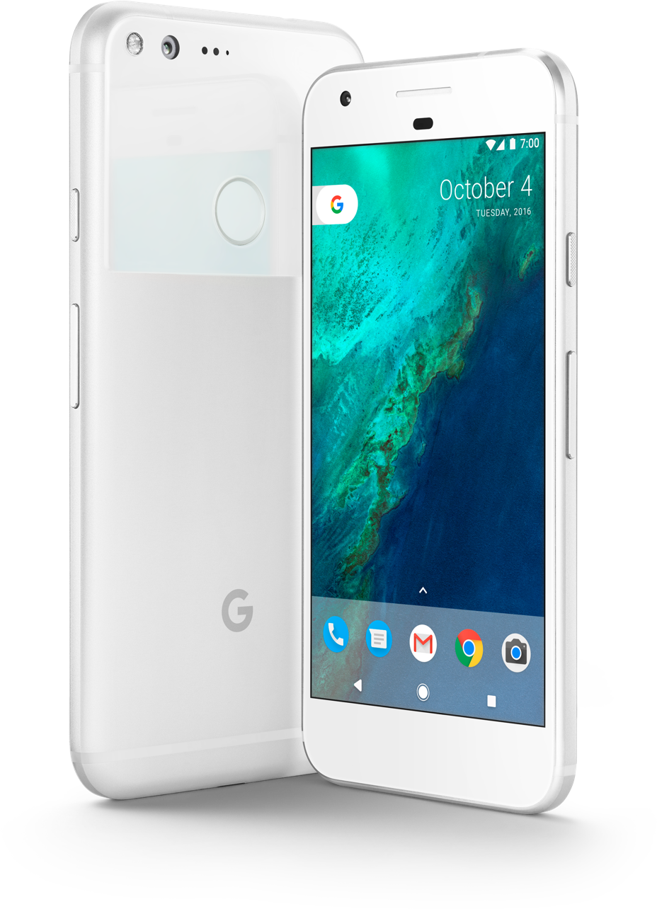 Google Pixel.