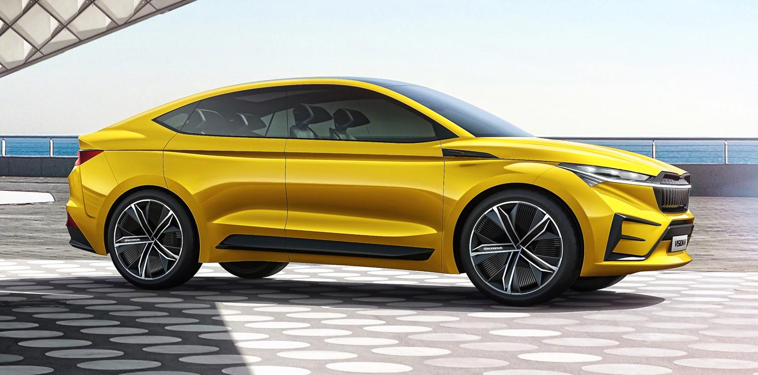 Vision iV-konseptet viser en relativt romslig bil. Det gjenstår foreløpig å se hvordan produksjonsmodellen vil se ut.