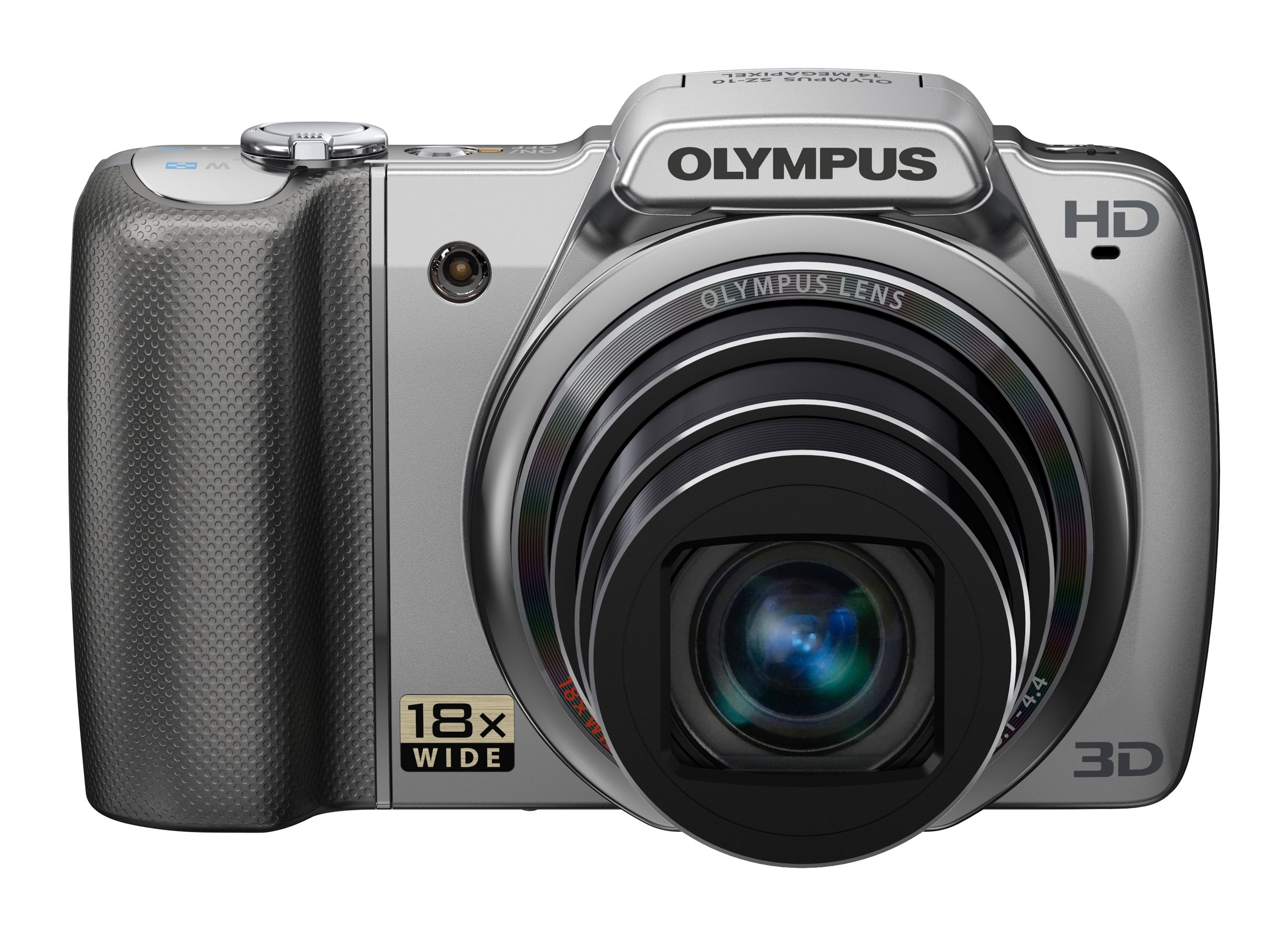 Olympus SZ-10. Mye zoom i et lite kamerahus.