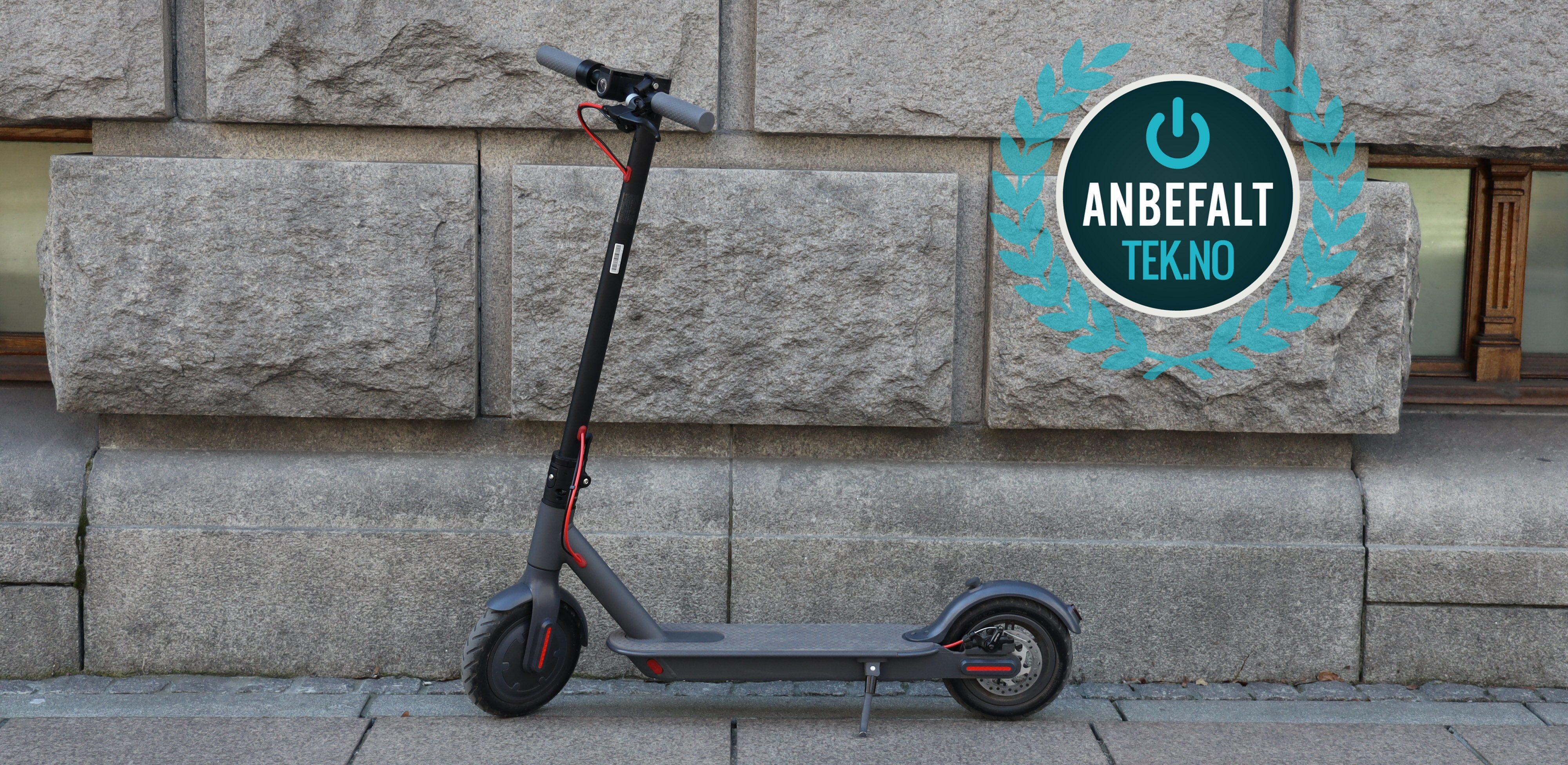 E-wheels E2S V2 er en god oppdatering fra den første utgaven, så denne kan vi anbefale.