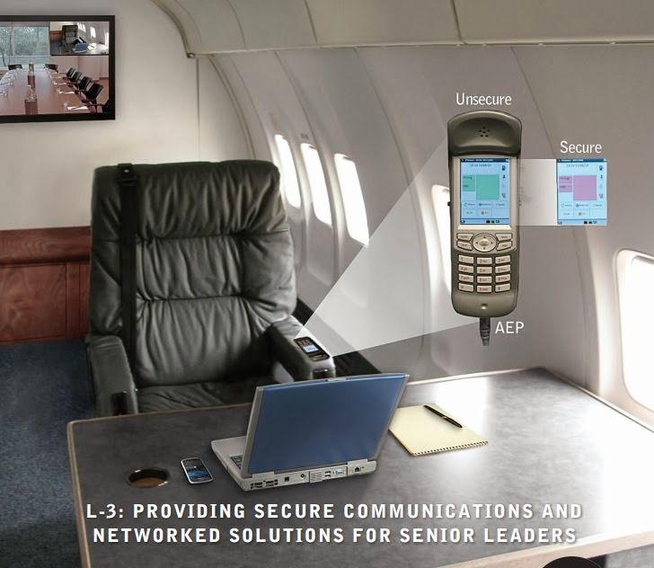 Slik ser det nye systemet ut. .Foto: L-3 Communications