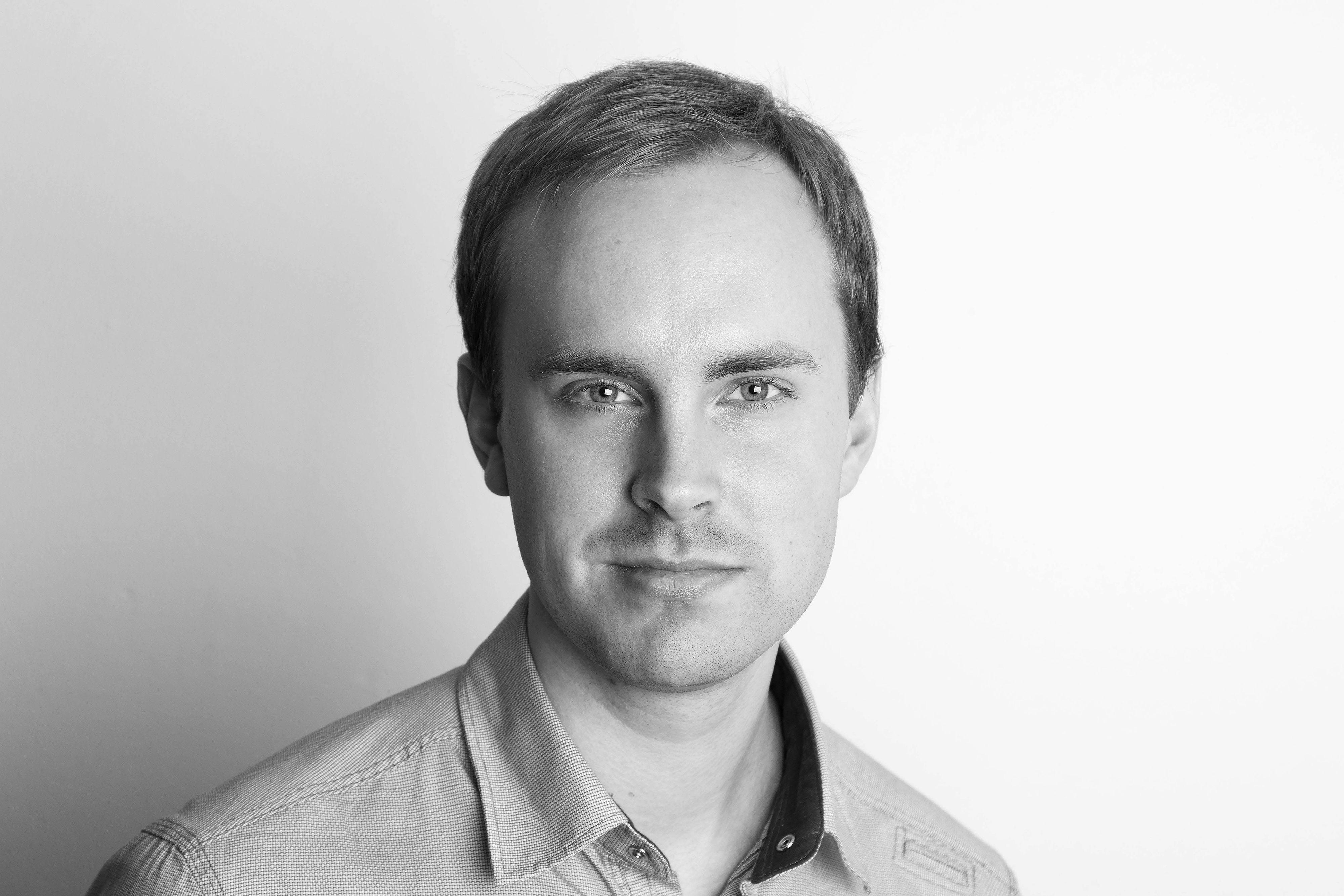 Anders B. Smedsrud, journalist i Tek.no. Foto: Ole Henrik Johansen, Tek.no
