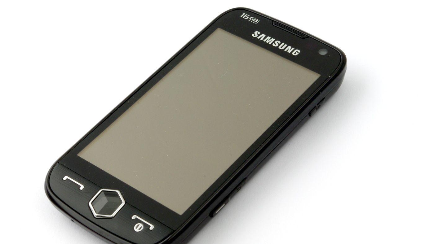 Samsung GT-I8000 Omnia II