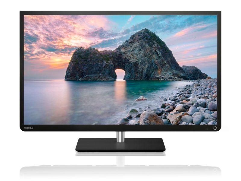 4-serien byr på smart-TV-plattformen Cloud TV.Foto: Toshiba