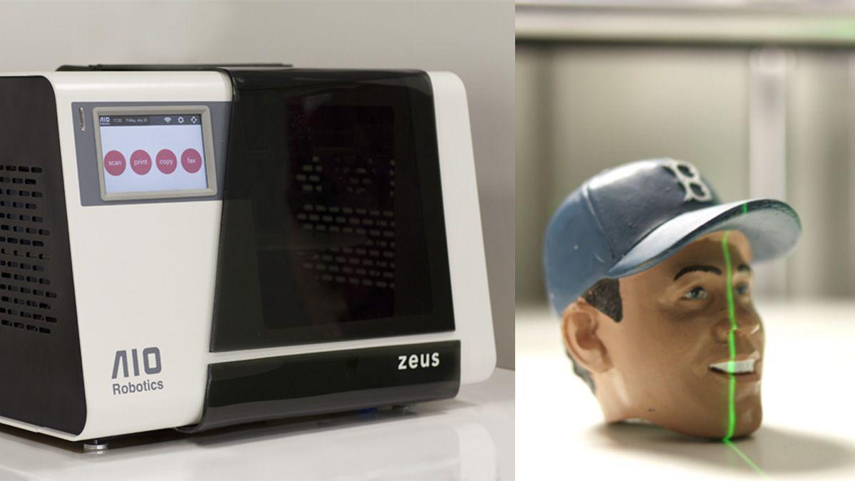 Zeus er en alt-i-ett-3D-printer