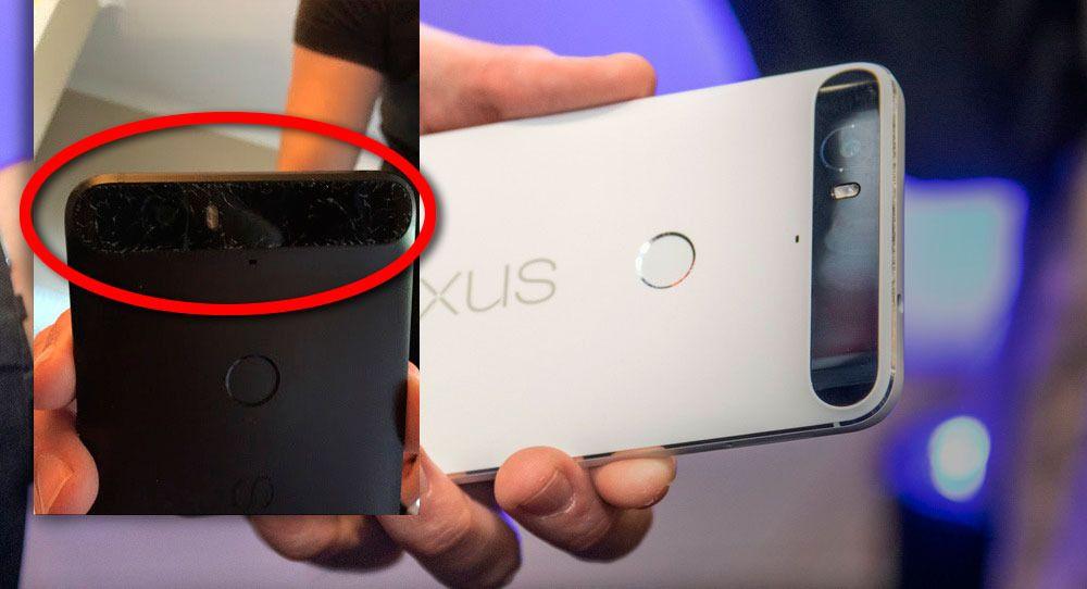 Reddit-brukere hevder Nexus 6P knuser av seg selv