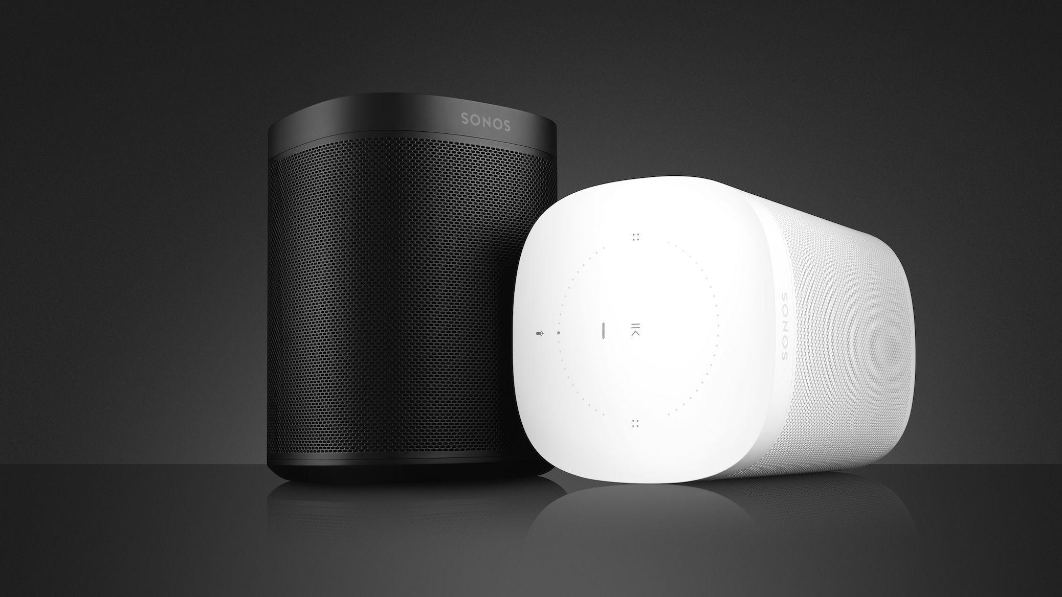 Sonos lanserer One – en ny høyttaler med innebygde smartassistenter