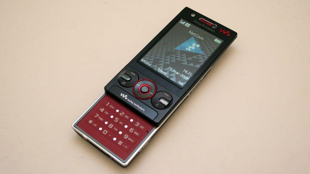 Test: Sony Ericsson W715 - Godlyd i miniformat