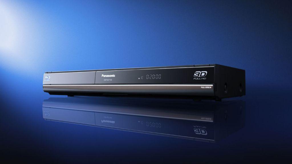Panasonics billigste 3D-spiller