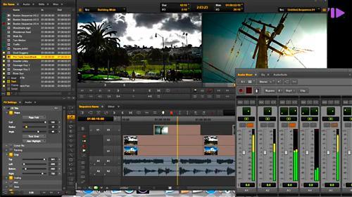 Avid slipper Media Composer 6