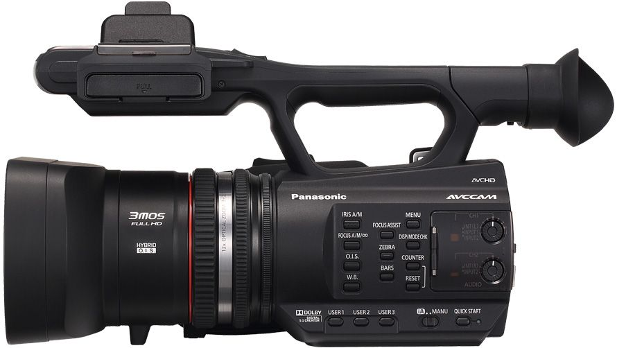 Panasonic AG-AC90.