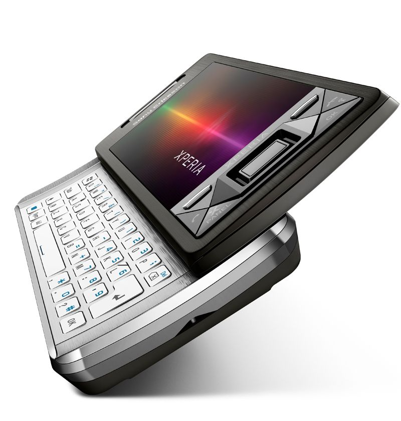 Sony Ericsson X1 Xperia (Foto: Sony Ericsson)