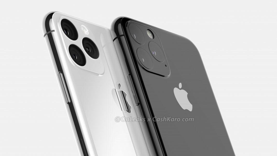«Alle» ryktemakerne har tilsynelatende samlet seg om at den nye trekameraløsningen blir den største designendringen i nye iPhone XS og XS Max, hva enn navnene deres nå blir.