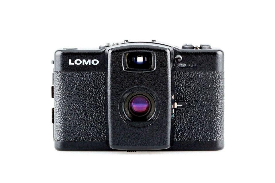 Lomo LC-A var det første Lomo-kameraet.Foto: Lomography.com
