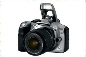 Canon EOS 300D.Foto: canon