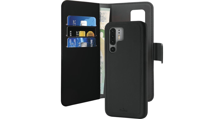 Bildet av bare telefonen er vanskelig å bedømme om er ekte eller ikke. Men det virker sannsynlig at dekselet er et reelt produkt som skal i salg, og det viser at fire kamera og sensorer flyttet opp på siden av kameraløsningen.