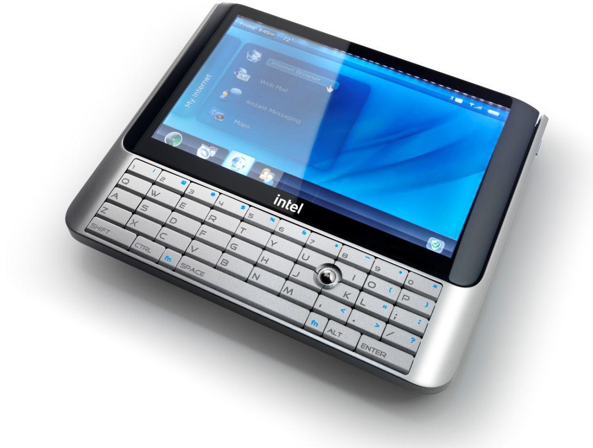 Får Silverthorne? Konsept-PDA fra Intel