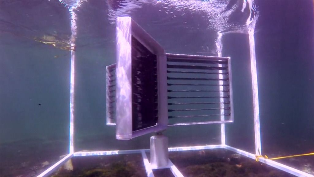 Kan havstrømmer bli en viktig energikilde?