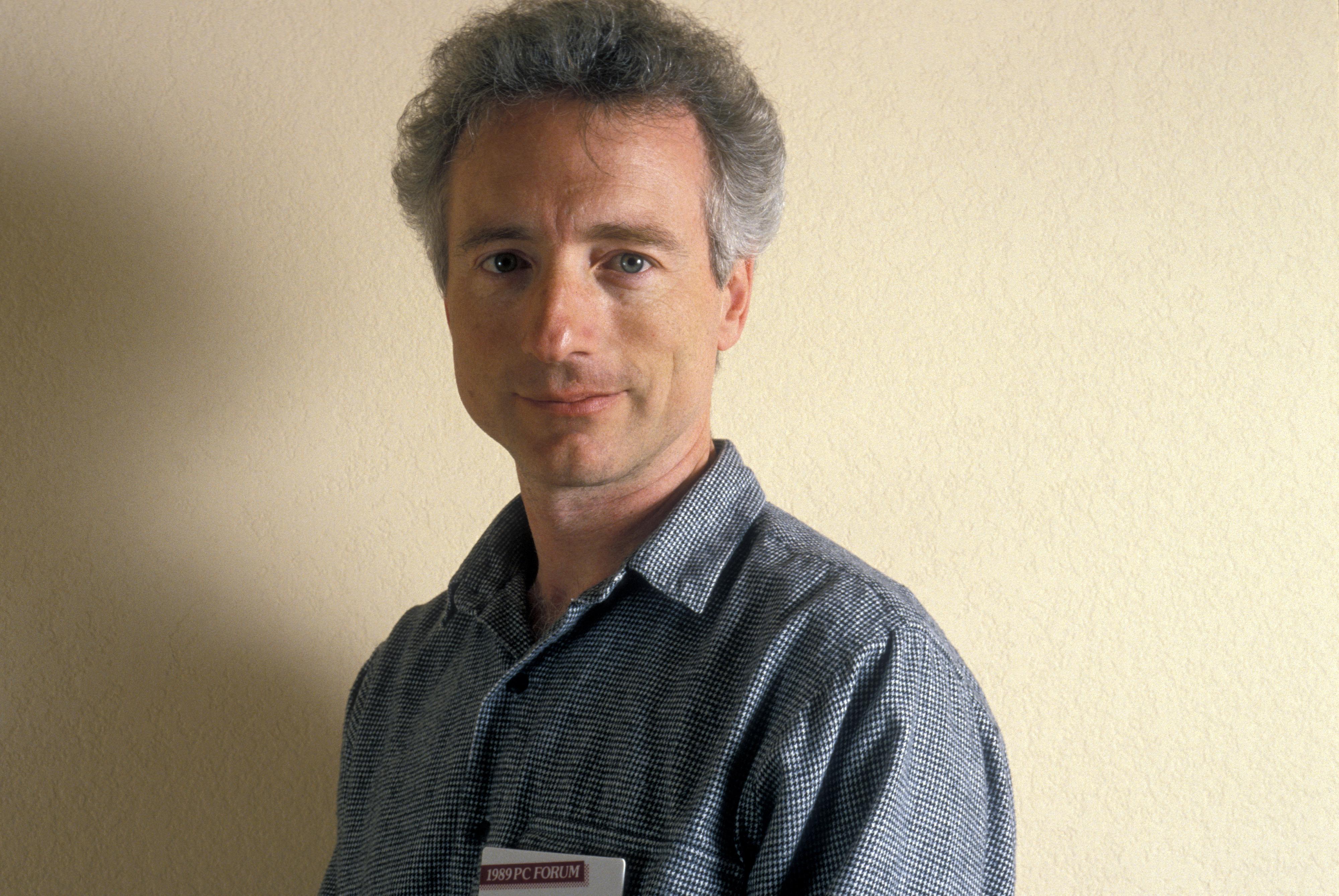 Larry Tesler.