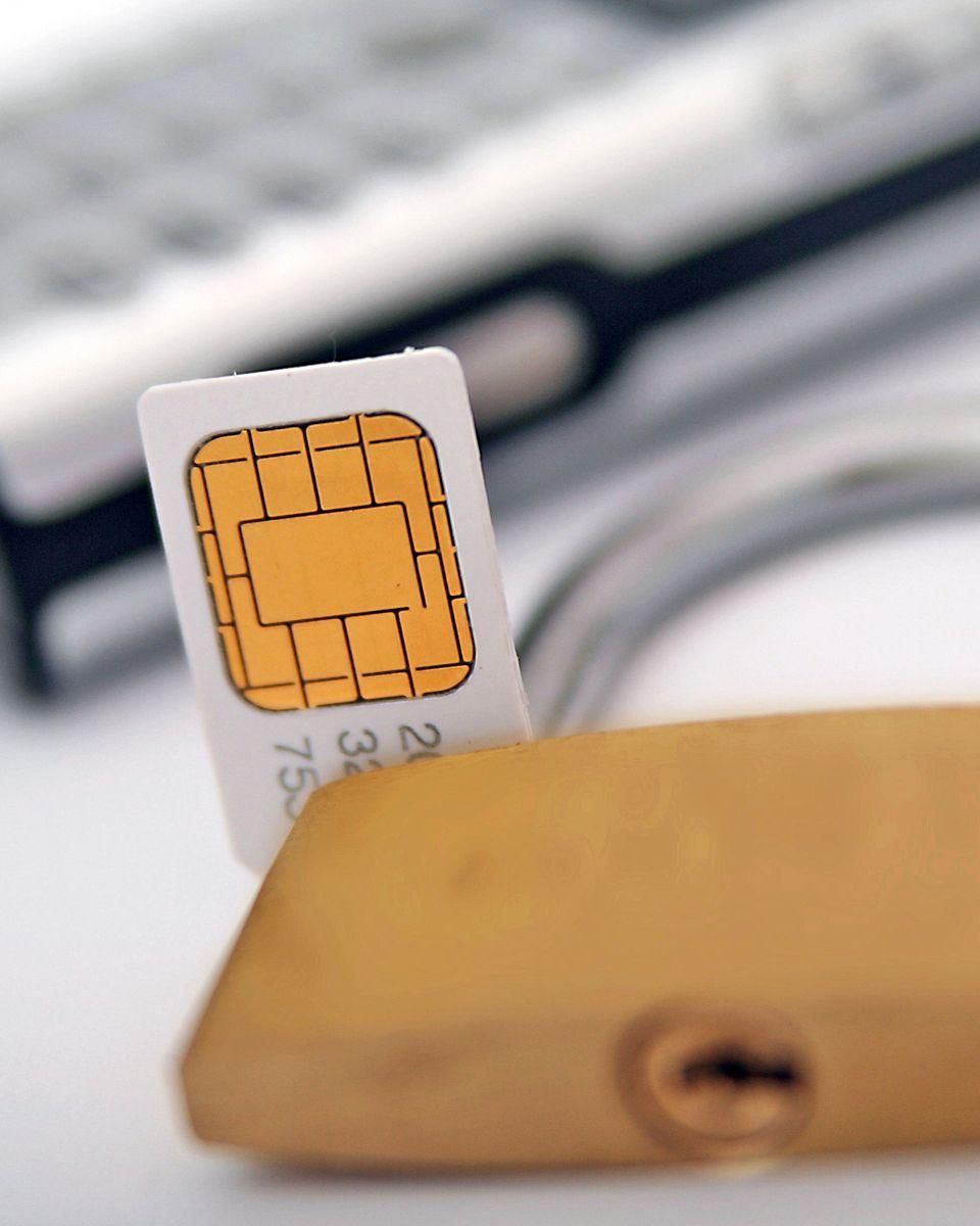 SIM-kortet kan låses, men det sikrer deg ikke mot misbruk alene.