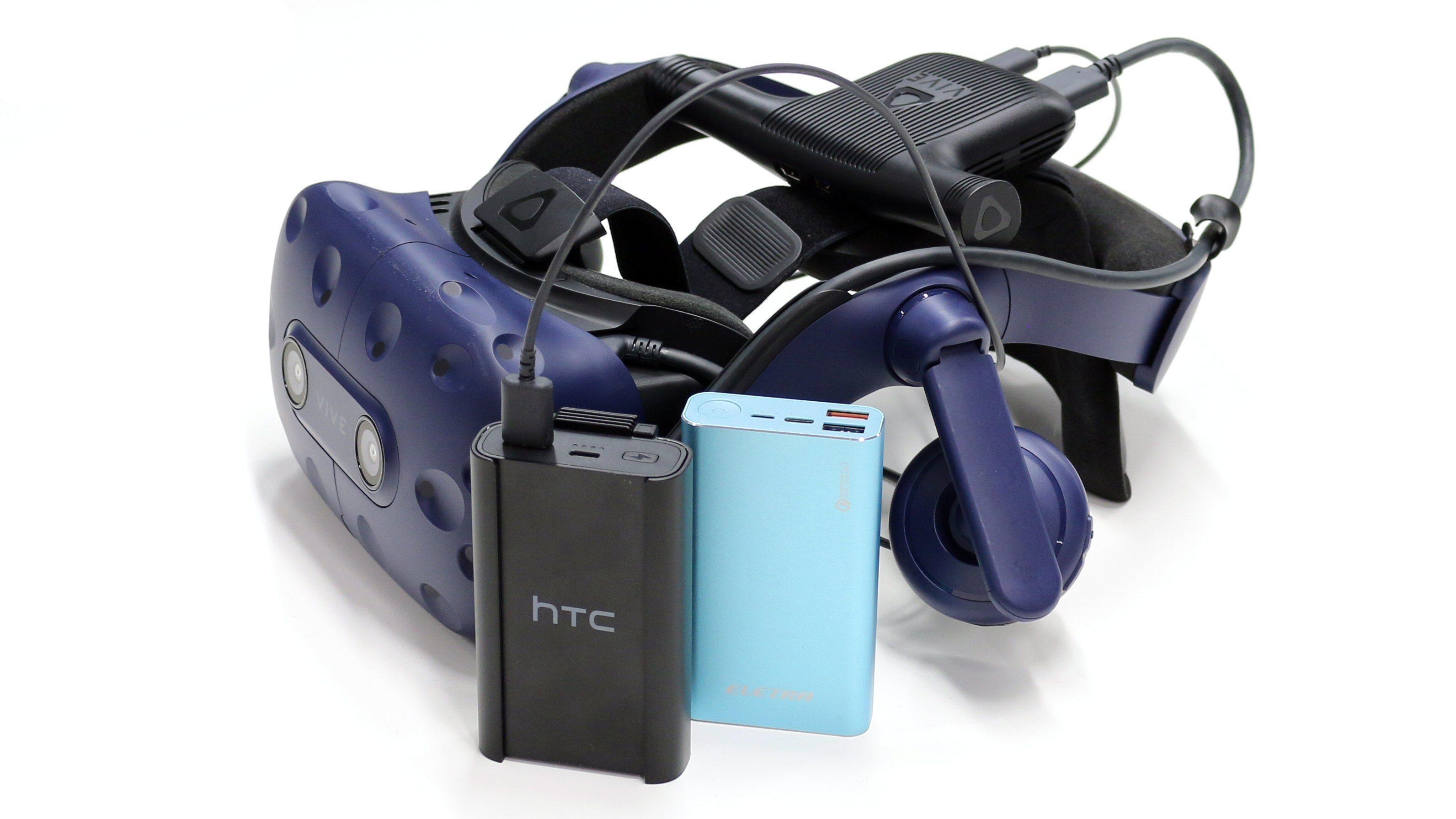Egentlig skal man kun bruke HTCs batteripakker, men...