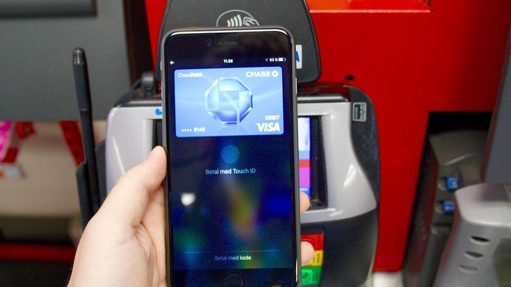Apple Pay kommer til Norge