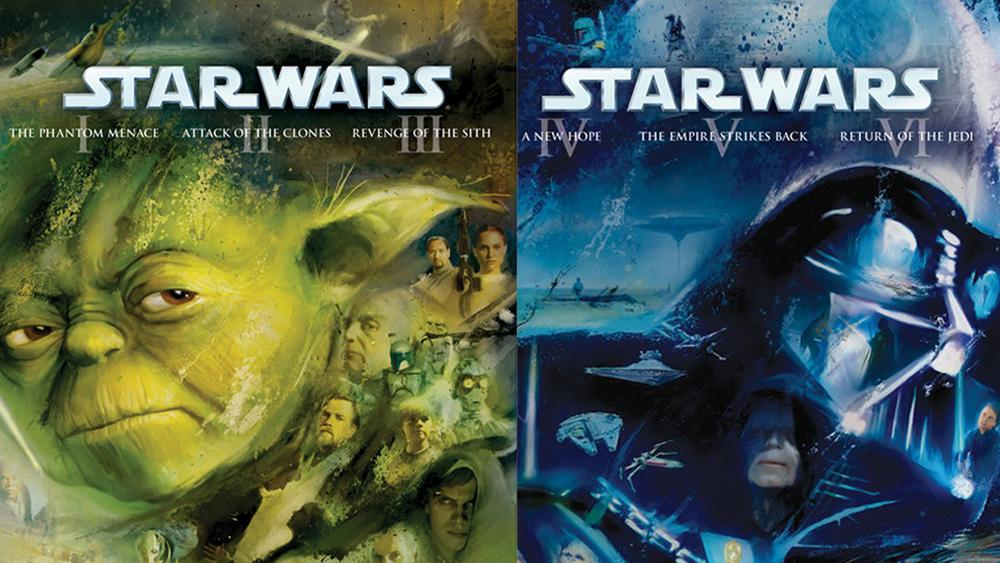 Star Wars på Blu-ray nærmer seg