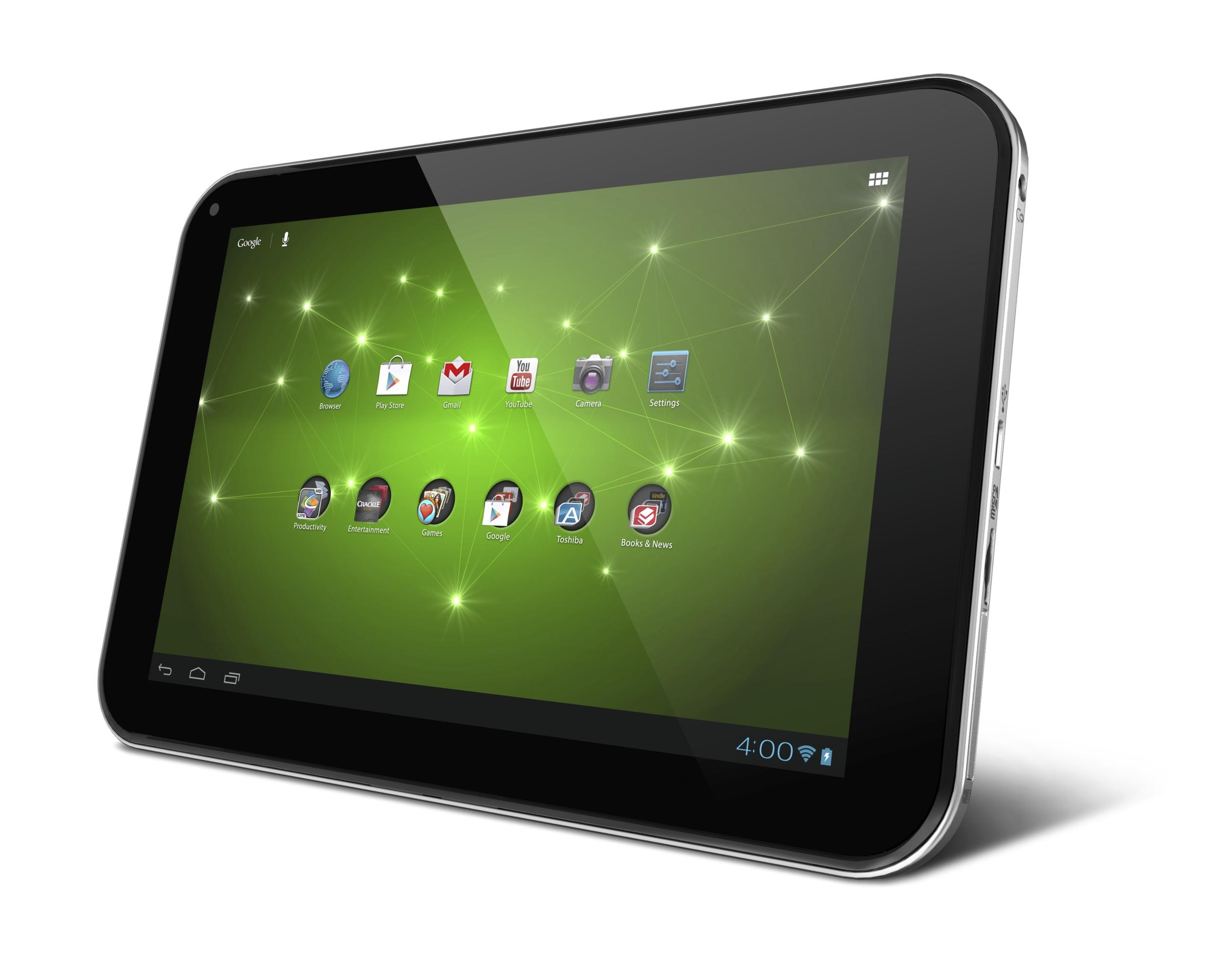 Excite 7.7 blir en av de største dingsene med AMOLED-basert skjerm.