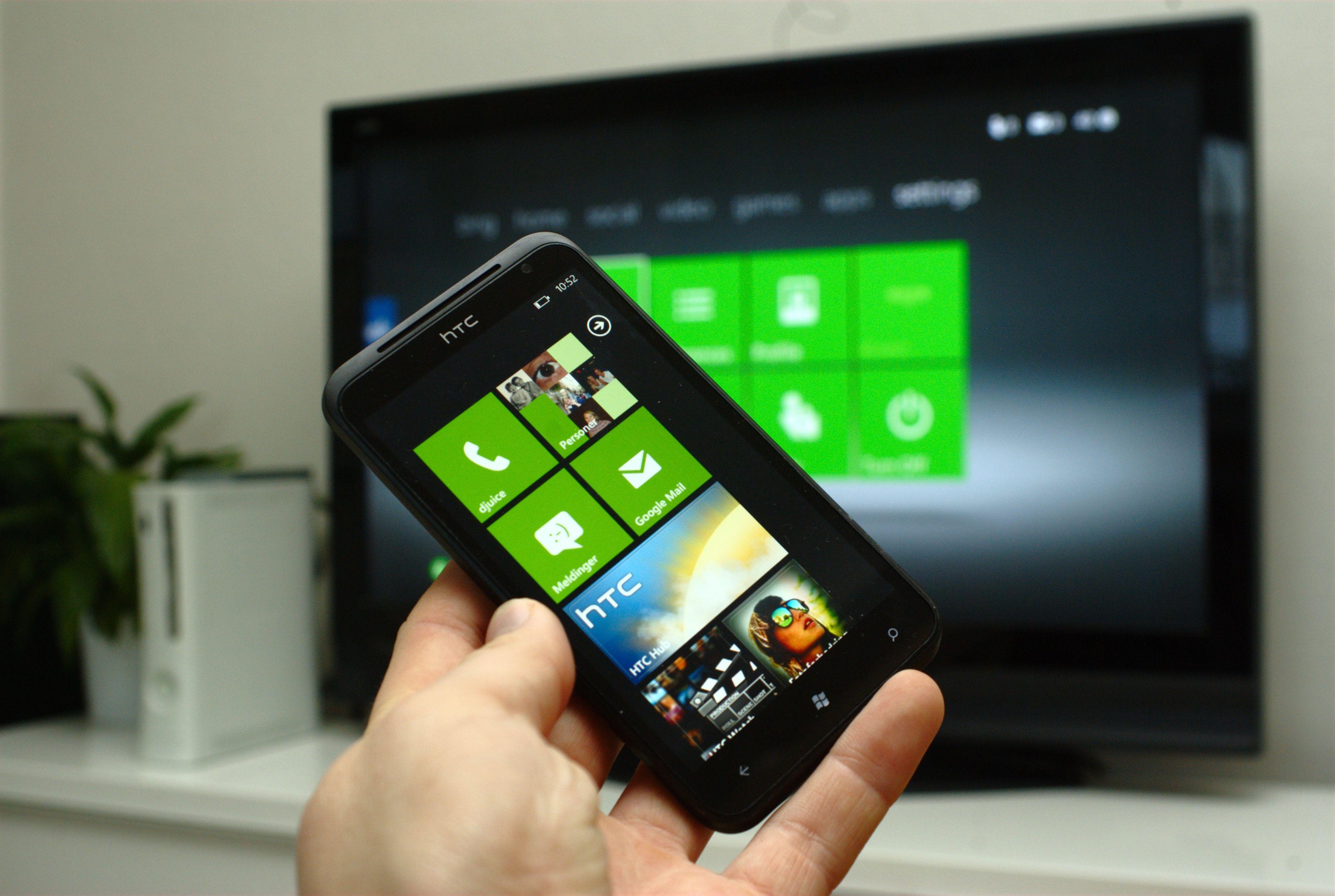 Har du en Xbox og en Windows Phone 7-telefon, er det bare å laste ned Xbox Companion. (Foto: Einar Eriksen)