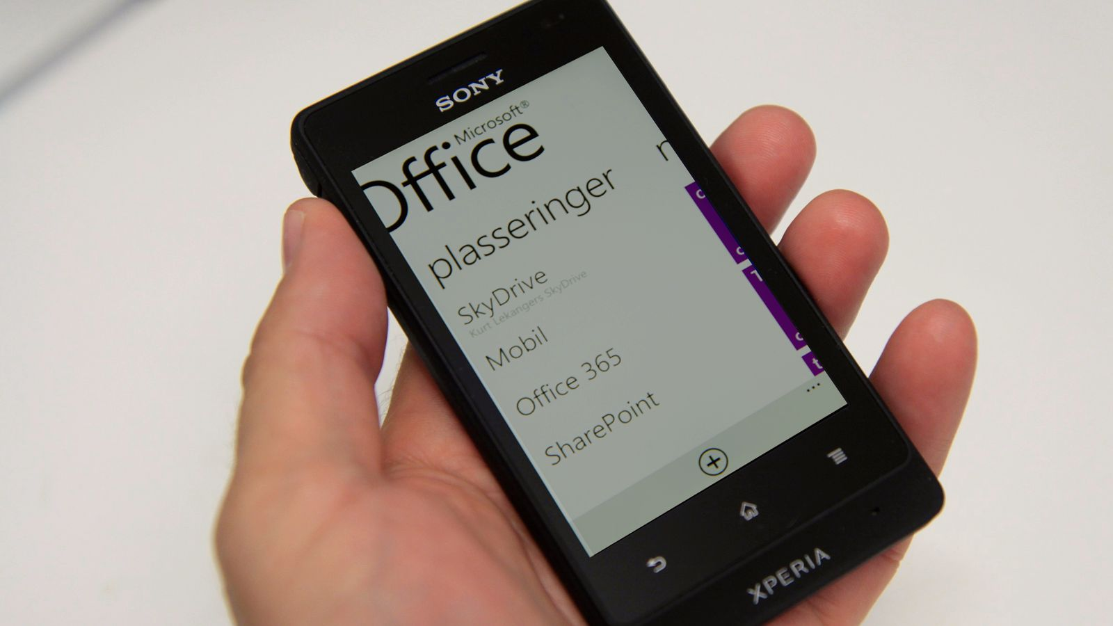Microsoft Office kommer til iPhone og Android